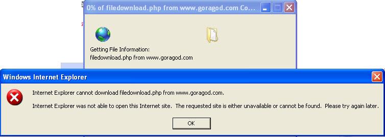 โหลด GCMS เวอร์ชั่น 4.3.1 ไม่ได้